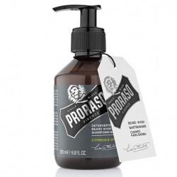 Proraso Beard Wash - Cypress and Vetyver 200 ml