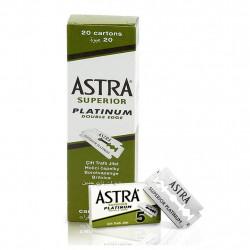 Astra Green 100 DE - 100 lame intregi