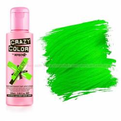 Crazy Color toxic neon green 100 ml