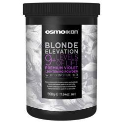 Osmo BLONDE ELEVATION Violet Bleach 9+ With Bond Builder 500 GR