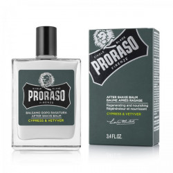 Proraso After Shave Balm - Cypress and Vetyver 100 ml