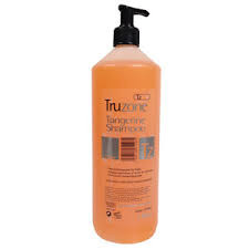 Truzone tangerine ( mandarine ) shampoo 1 litre