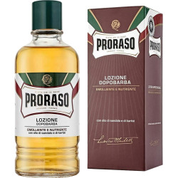 Proraso After Shave Lotion RED 400 ml