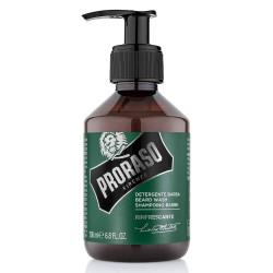 Proraso Beard Wash - Eukalyptus and Menthol 200 ml