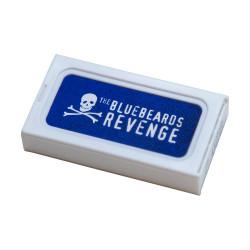 Bluebeards double-edge razor blades - ste de 10 lame intregi, adica 20 jumatati - calitate SUPER HIGH
