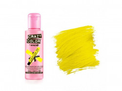 Crazy Color caution neon yellow 100 ml