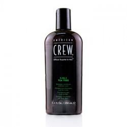 American CREW 3IN1 TEA TREE 250ml