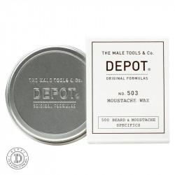 Depot moustache wax 30 ml
