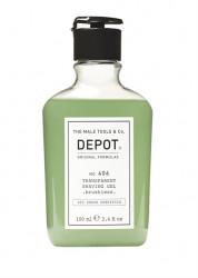 Depot transparent shaving gel brushless 100 ml