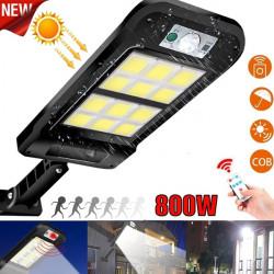 LAMPA SOLARA TIP STRADAL 240 LED 60W