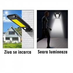 LAMPA SOLARA TIP STRADALA 60 LED