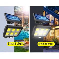 PACHET PROIECTOR SOLAR 120 LED + LAMPA TIP STRDALA 30W