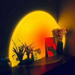 LAMPA DECORATIVA SUNSET RAINBOW