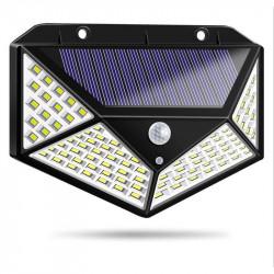 SET 3 LAMPI SOLARE 100 LED-URI