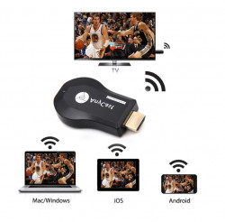 ADAPTOR REDARE MULTIMEDIA DIRECT PE TV