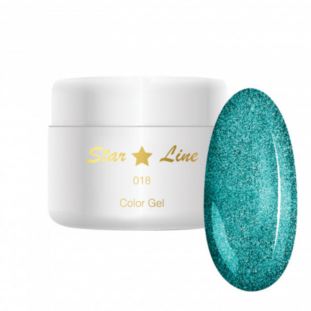 Colour Gel Star Line 018