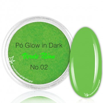 Pó Glow In Dark Nº 02