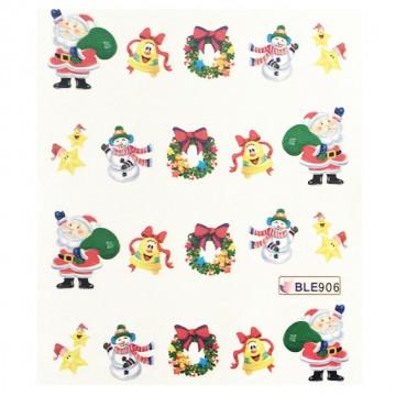 Sticker de Água Natal: BLE906