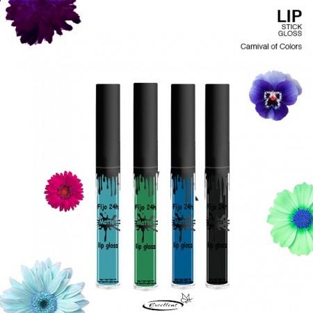 Conjunto x4 Cores - Carnival of Colors