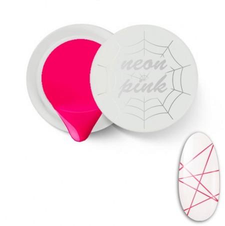 Spider Gel Rosa Neon