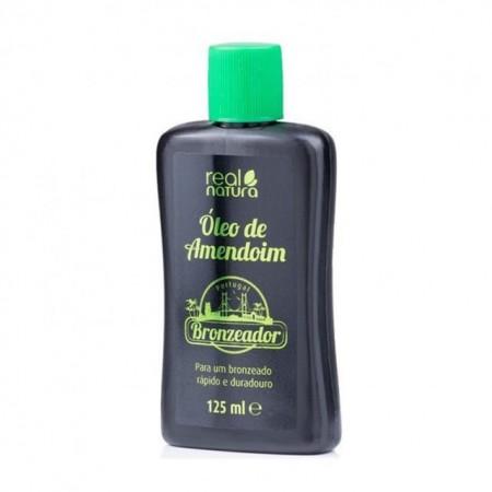 ÓLEO BRONZEADOR AMENDOIM 125 ml