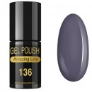 VERNIZ GEL AMAZING LINE 5ml 136 INDIGO