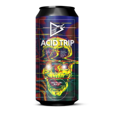 produs Acid Trip: Galaxy, Dragon Fruit & Passion Fruit