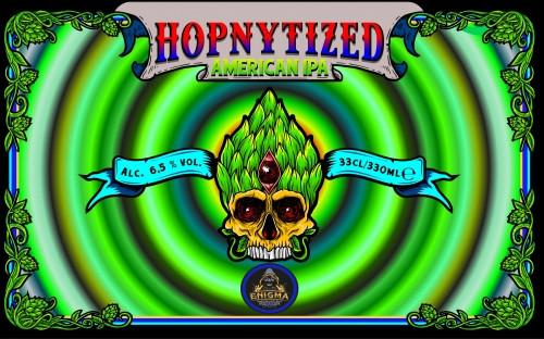 eticheta Hopnytized American IPA
