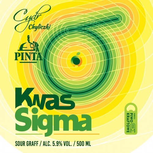 eticheta Kwas Sigma
