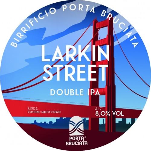 eticheta Larkin Street