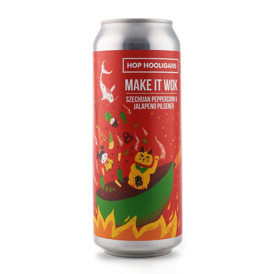 produs Hop Hooligans Make It Wok: smoked peppers