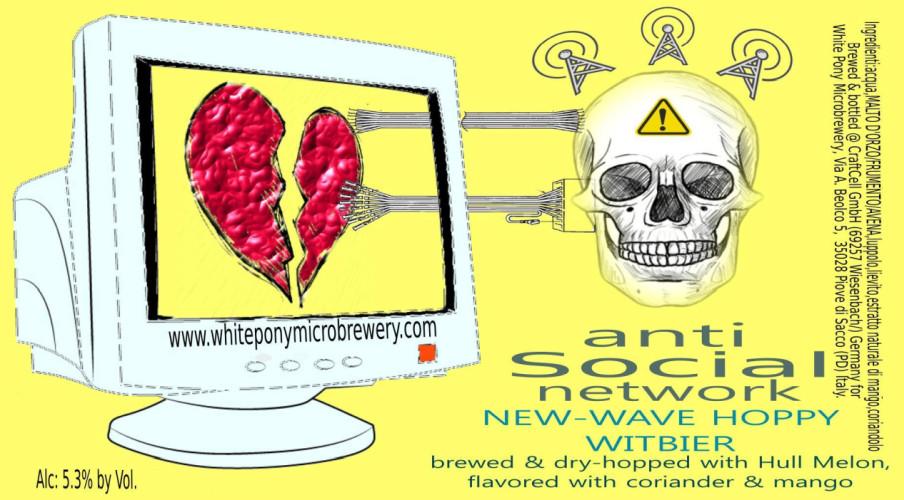 eticheta Anti Social Network
