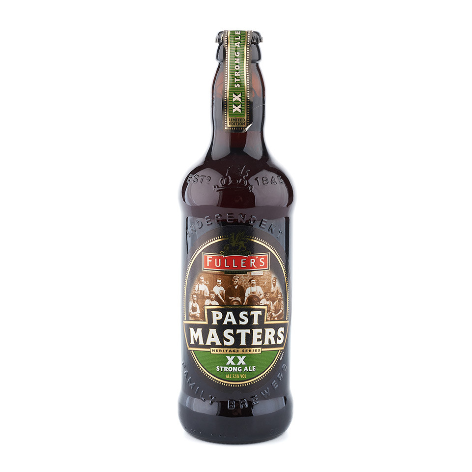 Past Masters 1891 XX Strong Ale