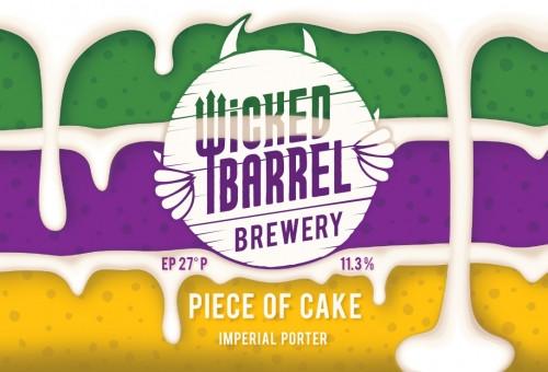 eticheta Wicked Barrel Piece of Cake (2020)