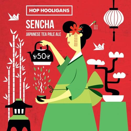 eticheta Sencha 50
