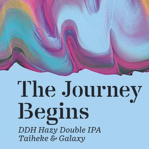 eticheta The Journey Begins
