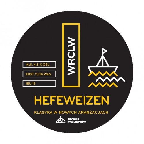 eticheta WRCLW Hefeweizen