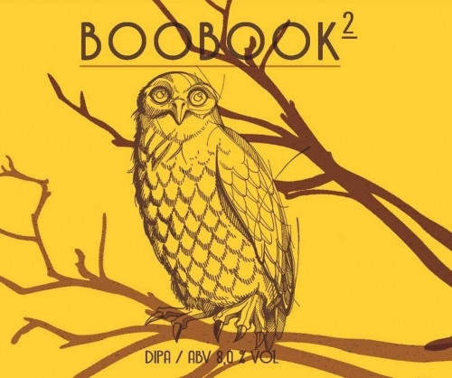 eticheta OWL Boobook 2