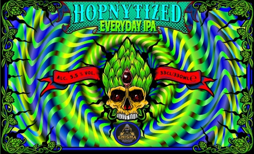 eticheta Hopnytized Everyday IPA