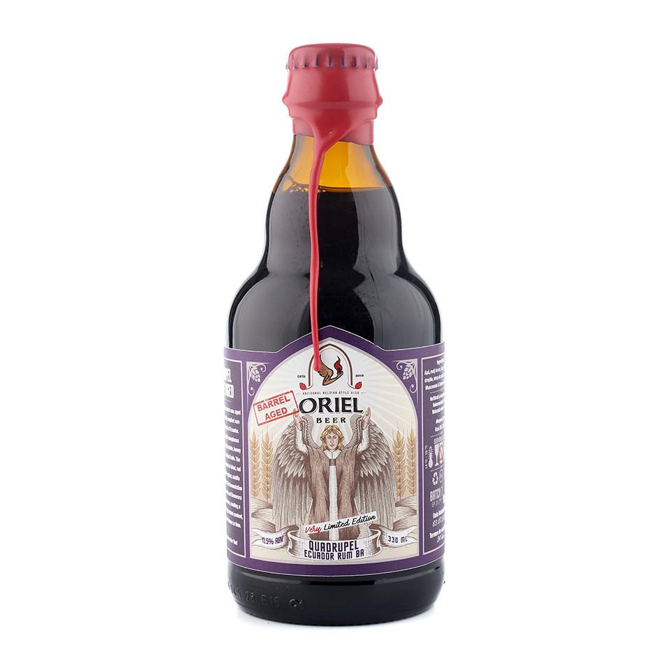 Oriel Quadrupel (Ecuador Rum BA)