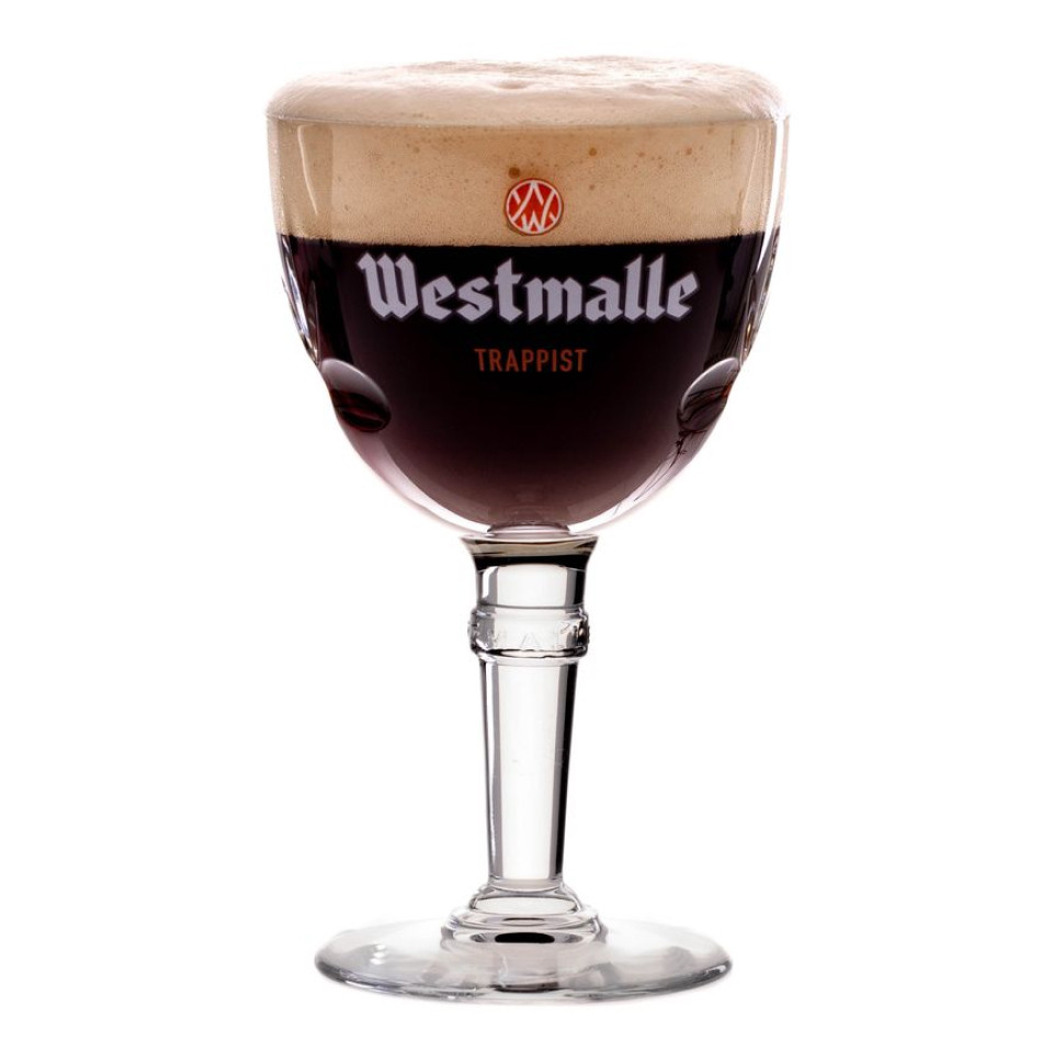 Set 2 Pahare Westmalle Trappist