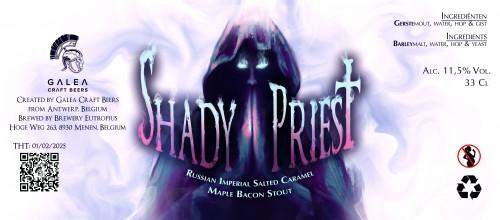 eticheta Shady Priest