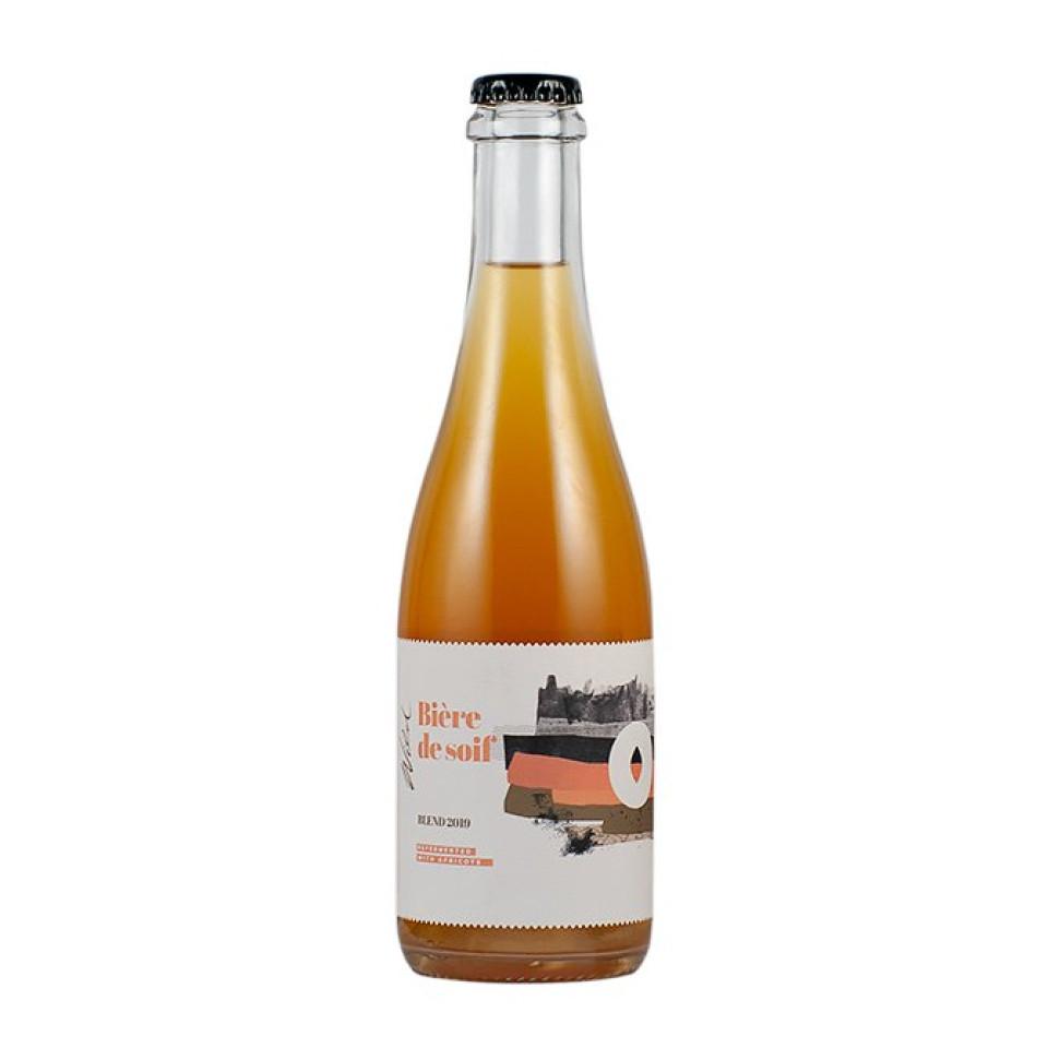 produs WILD6 Bière De Soif Refermented With Apricots Blend 2019