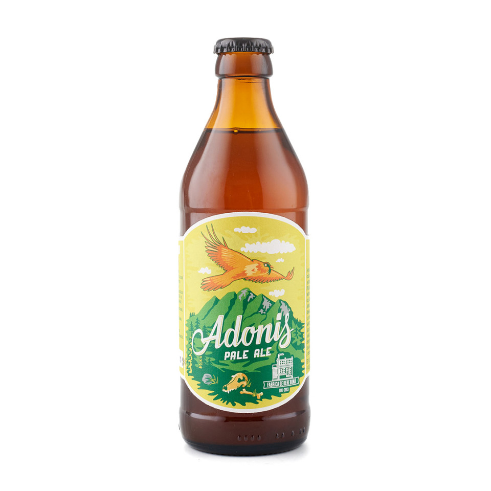 Zaganu Adonis Pale Ale