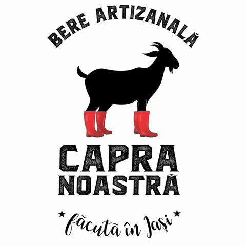 eticheta Capra Noastra IPA