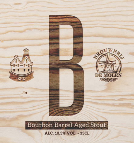 eticheta B - Bourbon Barrel Aged