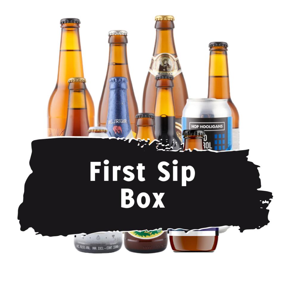 poza produs first sip box la100deberi