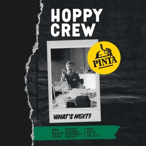 eticheta Hoppy Crew: What's Next?