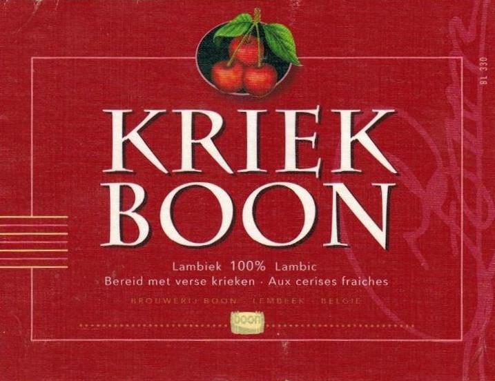 eticheta Kriek Boon