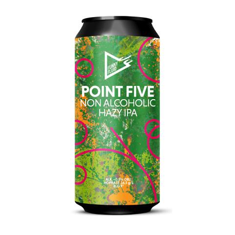 produs Point Five Hazy IPA